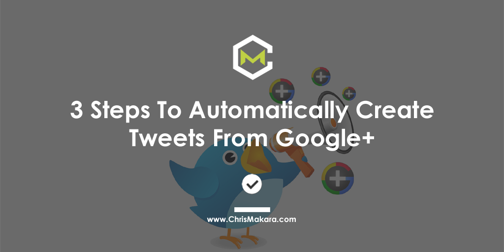 google plus tweets