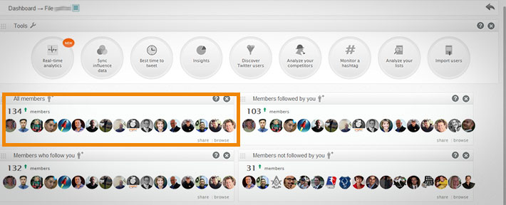 HOW TO] Bulk Manage Your Twitter Followers Into Lists Like a Boss