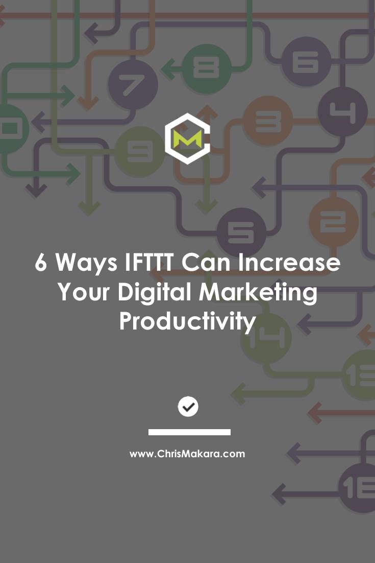 digital marketing productivity