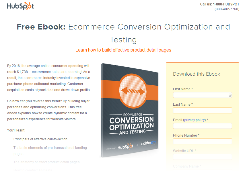HubSpot ebook
