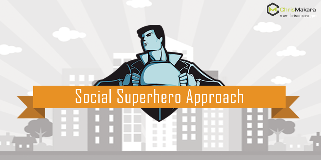 Social Superhero Approach