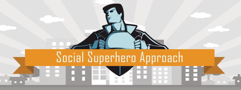 Social Superhero Approach